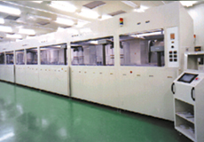 Cassette-less Wafer Cleaning Equipment